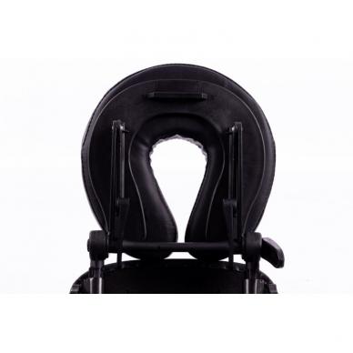 Masažinio stalo priedas pečių masažui 4