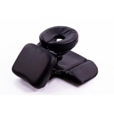 Masažinio stalo priedas pečių masažui 2