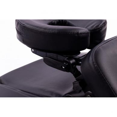 Masažinio stalo priedas pečių masažui 5