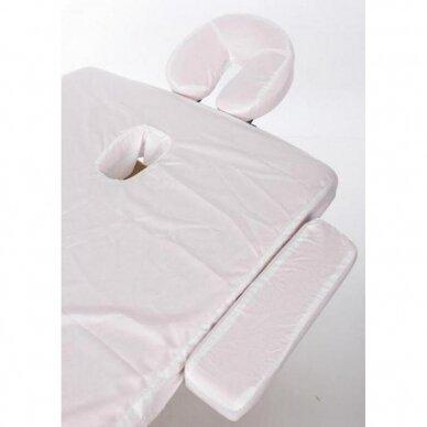 Masažo stalo medvilninis užvalkalas (192x70cm) 2