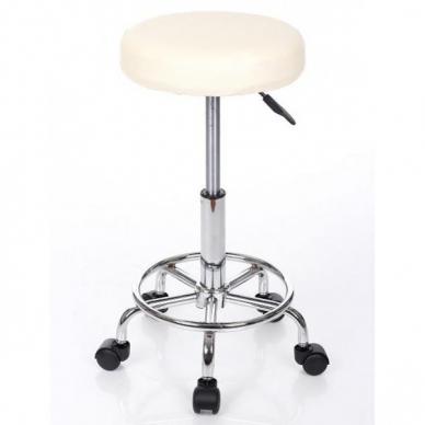 Meistara krēsls Round 2 (Cream)