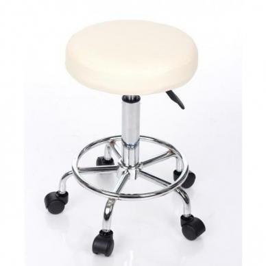 Meistro kėdė Round 2 (Cream) 2