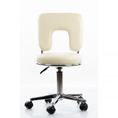 Meistro kėdė Round 4 (Beige) 2