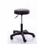Meistara krēsls Round 1 (Black)