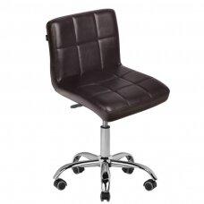 Meistara krēsls COSMETIC CHAIR BROWN