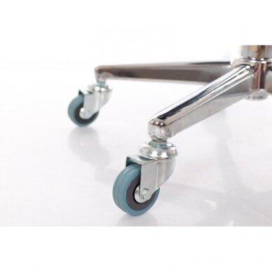 Meistara krēsls Round 4 (Black) 2