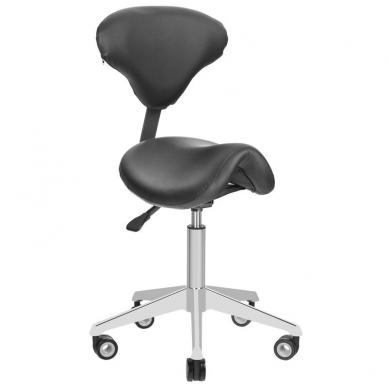 Meistara krēsls AZZURRO BEAUTY 2 BLACK