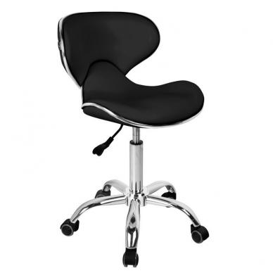 Meistara krēsls GABBIANO STOOL BLACK
