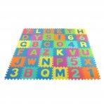 Mīkstais paklājiņš - puzle 29x29cm 36 daļiņas