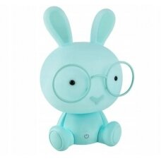 Naktinė lempa vaikams RABBIT BLUE (1)