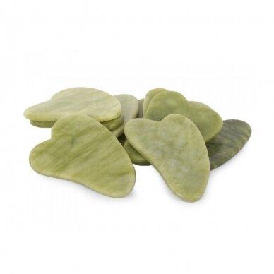Jade kivi massager SAPHYR GUA SHA (1) 3