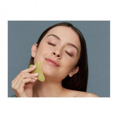 Jade kivi massager SAPHYR GUA SHA (1) 2