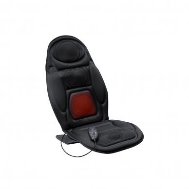 Muguras masažieris - krēsla paliktnis Lanaform Back Massager
