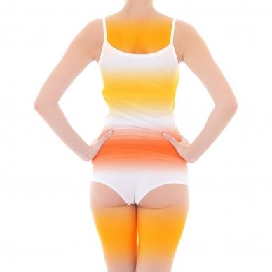 Muguras masažieris - krēsla paliktnis Lanaform Back Massager 3