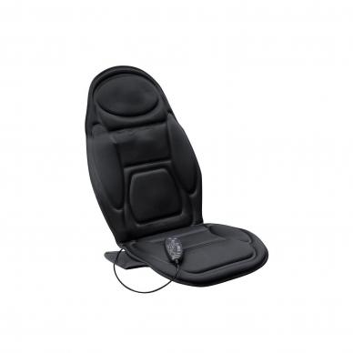 Muguras masažieris - krēsla paliktnis Lanaform Back Massager 2