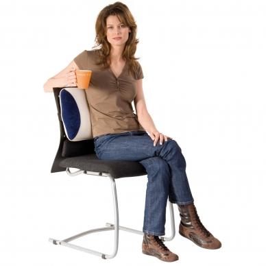 Nugaros masažuoklis - masažinė pagalvė Lanaform Turbo Mass 3