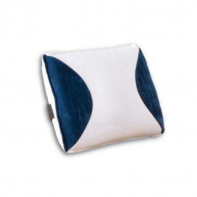 Nugaros masažuoklis - masažinė pagalvė Lanaform Turbo Mass
