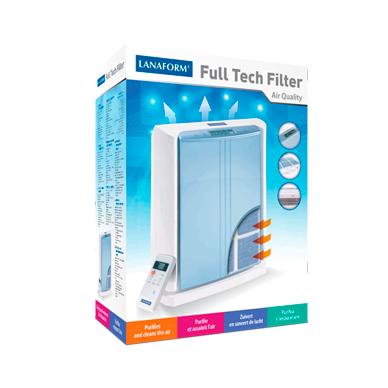 Oro valytuvas Lanaform Full Tech Filter 4