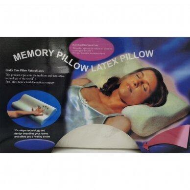 Ortopeediline padi Memory Comfort 2