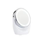Vaizdą didinantis Lanaform veidrodis (X1/X10) su LED apšvietimu