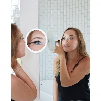 Vaizdą didinantis veidrodis (X5) Lanaform 2in1 3