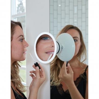 Vaizdą didinantis veidrodis (X5) Lanaform 2in1 4
