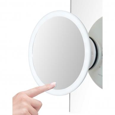 Vaizdą didinantis veidrodis (X5) Lanaform 2in1 6