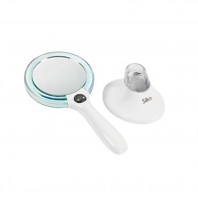 Padidinamasis veidrodis Silk'n Mirror Lumi su LED apšvietimu (x1 / x5) 6