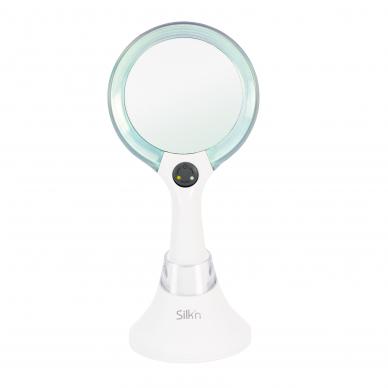 Vaizdą didinantis veidrodis (X1/X5) Silk'n Mirror Lumi su LED apšvietimu 2