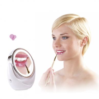 Palielināmais spogulis Lanaform ar LED apgaismojumu (x1 / x10) 2