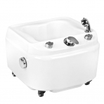 Pedikiūro vonelė SHOWER FOR PEDICURE WITH HYDROMASSAGE