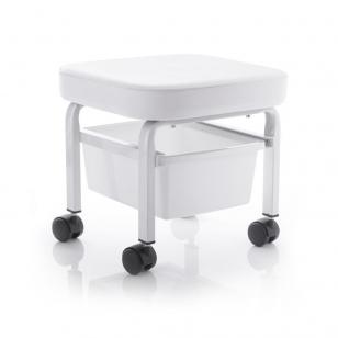 Pedikiūro vežimėlis - kėdutė STOOL FOR COSMETIC PEDICURE