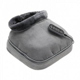 Pėdų masažuoklis-šildyklė Lanaform 2-in-1 Shiatsu Comfort