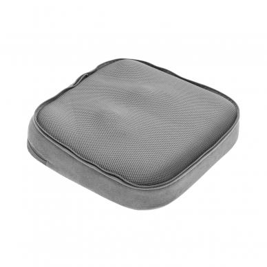 Apkures un masāžas spilventiņš Lanaform 2-in-1 Shiatsu Comfort 12