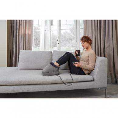Pėdų masažuoklis-šildyklė Lanaform 2-in-1 Shiatsu Comfort 13