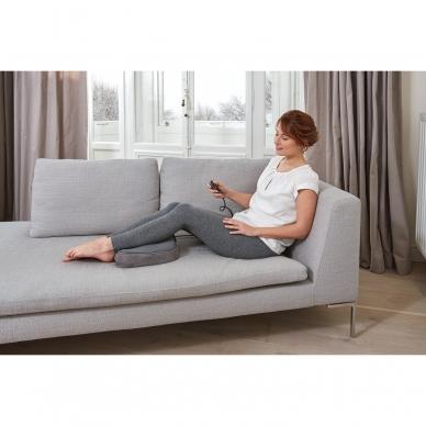 Apkures un masāžas spilventiņš Lanaform 2-in-1 Shiatsu Comfort 15