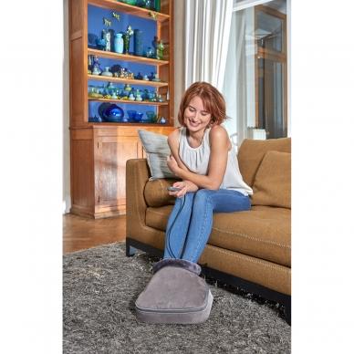 Pėdų masažuoklis-šildyklė Lanaform 2-in-1 Shiatsu Comfort 16
