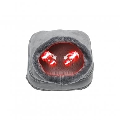 Pėdų masažuoklis-šildyklė Lanaform 2-in-1 Shiatsu Comfort 5