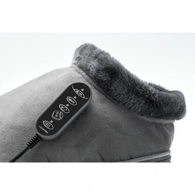 Pėdų masažuoklis-šildyklė Lanaform 2-in-1 Shiatsu Comfort 6