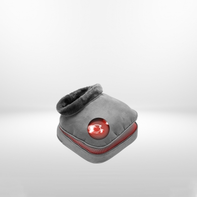 Pėdų masažuoklis-šildyklė Lanaform 2-in-1 Shiatsu Comfort 8