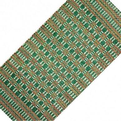 Pintas kilimėlis iš jūros žolės BLOCKS (80 x 160cm)