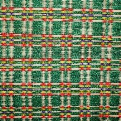 Pīts paklājs no jūras niedrēm BLOCKS (80 x 160cm) 2