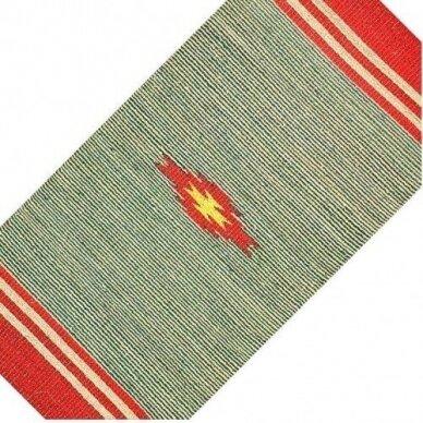 Pintas kilimėlis iš jūros žolės LINER (80 x 160cm)