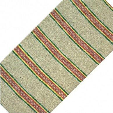 Pintas kilimėlis iš jūros žolės BARS (80 x 160cm)
