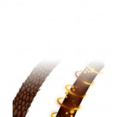 Matu iztaisnošanas suka Lanaform Silky Hair Brush 7