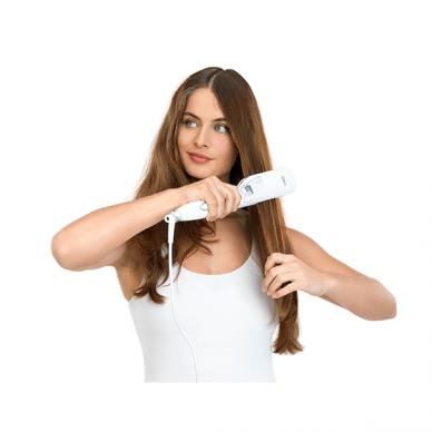 Plaukų tiesinimo šepetys Silk'n GoBrush Mist 9