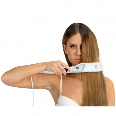 Plaukų tiesinimo šepetys Silk'n GoBrush Mist 8