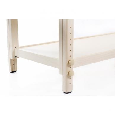 "Stacionarus masažo stalas Classic Flat Biege su ""Soft-foam"" sistema 5"