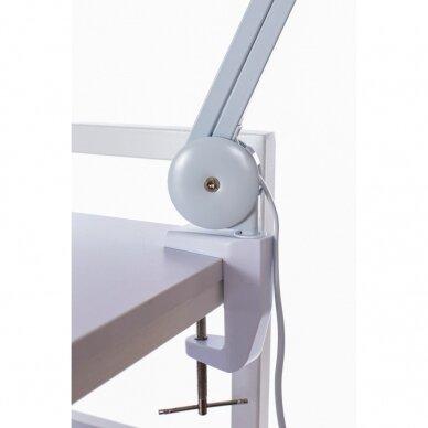 Kosmetologinė LED lempa 24W (tvirtinama prie stalo) 7