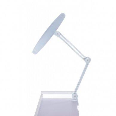 Kosmetologinė LED lempa 24W (tvirtinama prie stalo) 5
